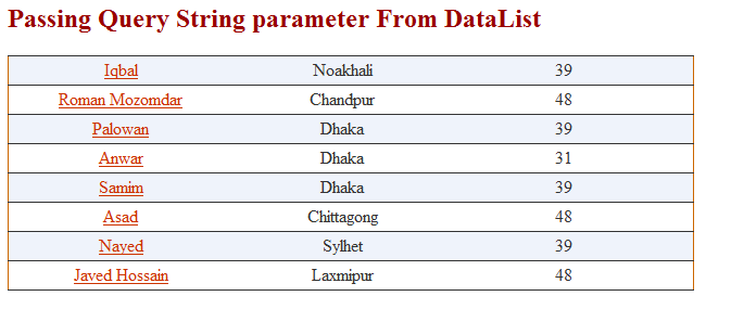 Passing_Query_String_parameter_From_DataList